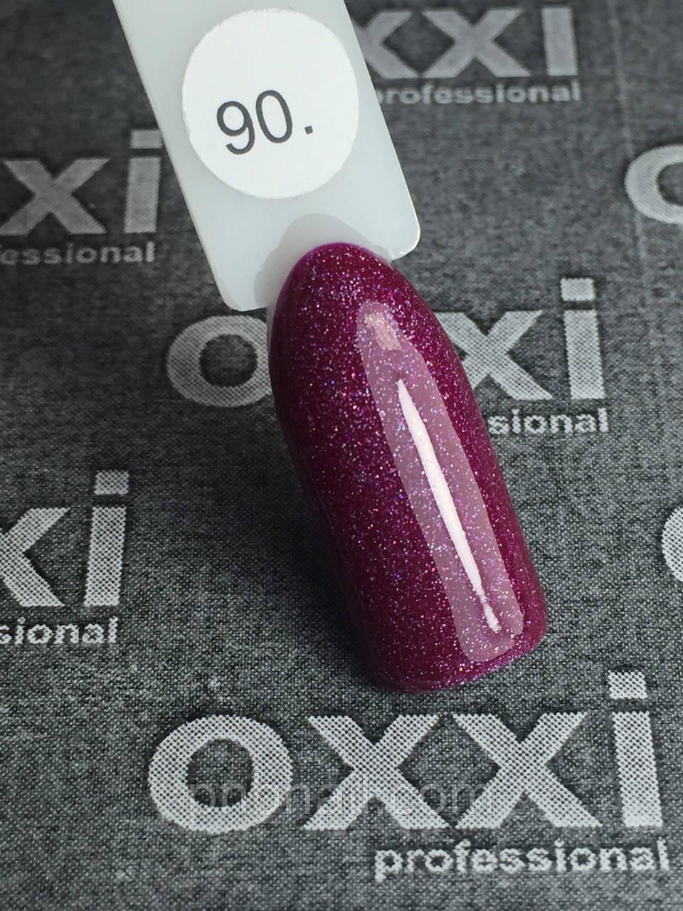 Гель-лак OXXI Professional №090, 8 мл