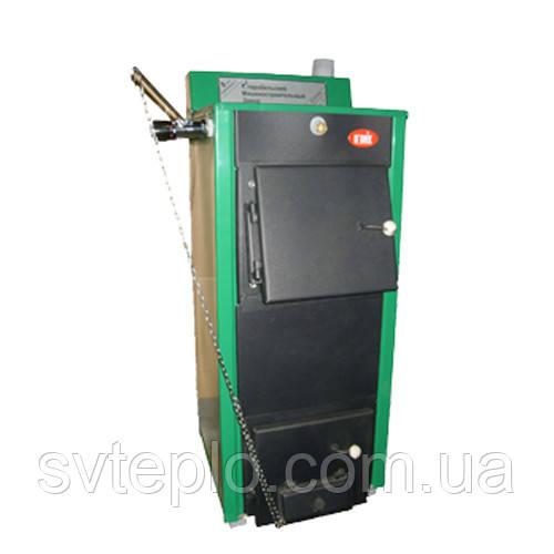 Твердотопливный котел Огонек КОТВ-25B   25 кВт
