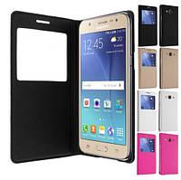 Чехол S View Cover для Samsung Galaxy J1 J100