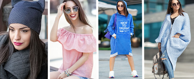 Дизайнерський жіночий одяг Сreative style, (Україна, виробник)