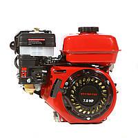 Двигатель WEIMA WM170F-Т/25 бензин 7 л.с. (для WM1100C, шлицы 25 мм)
