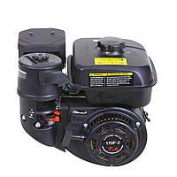 Двигатель WEIMA WM170F ( вал 20 мм с резьбой) бенз7.0 л.с.(для мотопомп)
