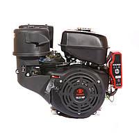Двигатель WEIMA WM192FЕ-S NEW(шпонка, бензин 18л.с., электростартер)