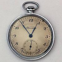 Карманные часы Кристалл
