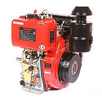 Двигатель дизель WEIMA WM188FВS 12 л.с. (1800 об/мин, шпонка, редуктор)