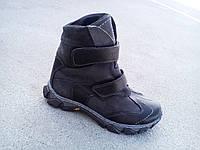Подросток, детские кожаные зимние ботинки для мальчиков от 32 по 39 размер