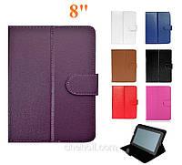 Чехол книжка для Prestigio MultiPad PMT3008 8 дюймов