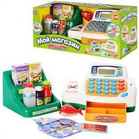 Ігровий набір Касовий апарат 7254 Мій магазин