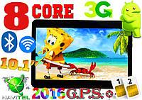 Новый планшет-ТЕЛЕФОН Samsung D10 8 ядер 2Gb/16Gb GPS + 2 сим