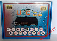 Супердешевый Спутниковый ресивер U2C K3 miniHD Lan