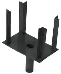Вилка балочная (головка-корона) для телескопической стойки, опалубка перекрытий