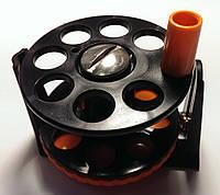 Катушка для подводной охоты Pelengas; пластиковая; оранжевая