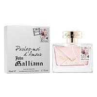 Женская парфюмированная вода John Galliano Parlez-Moi d'Amour