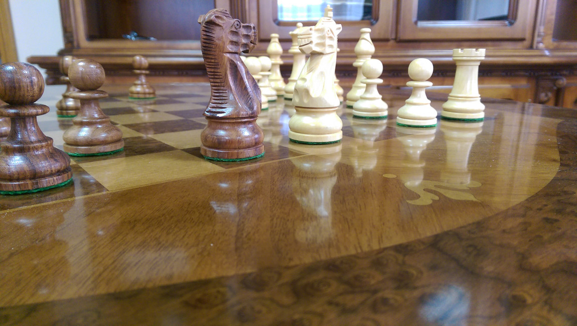 Шахматные фигуры Cleopatra Simex