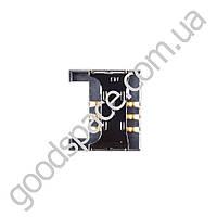 Слот для сим карты Samsung Galaxy S2 (i9100)