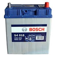 Автомобильный аккумулятор Bosch 6CT-40 S4 Silver (S4018)