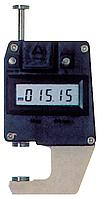 Толщиномер ТРЦ 0-15 мм, с цифровой индикацией, цена деления 0.01 мм, IDF(Италия)