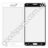 Стекло для Samsung A700 Galaxy A7, цвет белый