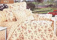 """Комплект постельного белья """"Viluta"""" ранфорс двухспальный (нестандарт) Вилюта № 9562"""