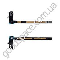 Шлейф с разъемом наушников для iPad 6 Air 2, цвет черный