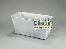 Форма алюминиевая для выпечки хлеба 21 см ПРОЛИС (Фх-001)
