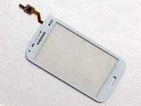 Тачскрин сенсорное стекло для Samsung i8262 Galaxy Core Duos Original white