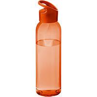 Бутылка для питья «Sky» оранжевая