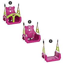 Качели для детей KBT Trix 3в1, фото 2