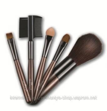 Набор кистей для макияжа М-301 Malva