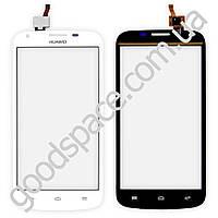 Тачскрин (сенсор) Huawei Y600 Hero 3, цвет белый