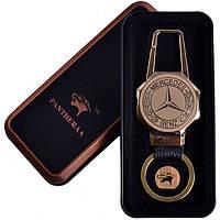 Зажигалка-брелок USB Mercedes 4687