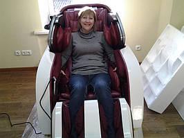 "3d-massage.technology.ltd выиграл тендер на поставку японского массажного кресла  YAMAGUCHI Axiom YA-6000 в БФ ""Каритас""  15"