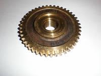 Изготовление червячного колеса