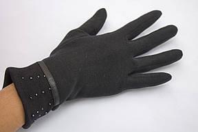 Женские стрейчевые перчатки, фото 3