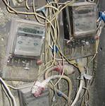 Демонтаж электрощита