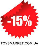 Интернет-магазин мягких игрушек (toysmarket.com.ua) стартует октябрьскую акцию -15% на все товары компании