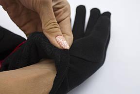 """Зимние теплые  перчатки """"Карина"""" МАЛЕНЬКИЕ, фото 3"""