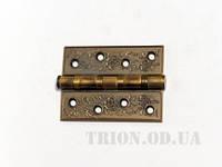 Петля врізна Trion 4x3x4-4BB-DYB
