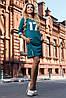 Сукня в спортивному стилі з трехнитки 44-50 розміри