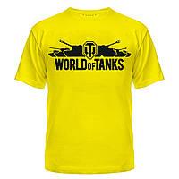 Футболка мужская World of Tanks 12