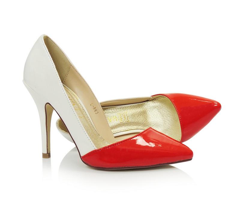 Туфли лакированные для девушек