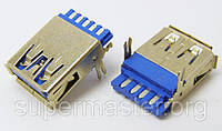 Разъем USB 3.0 портативного пк