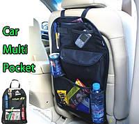 Органайзер на Автосиденье Multi Pocket Car