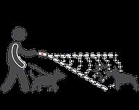 ANTI-DOG, сигнализация шум