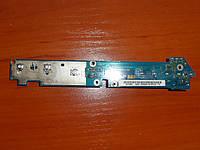Плата кнопок питания медиа DELL XPS M1210 LS-3003P