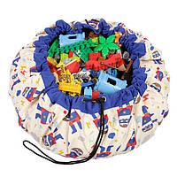 Play&Go - Мешок для игрушек, супергерой