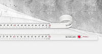 Стальная измерительная лента 1000 мм BMI 42710041.30