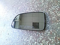 Стекло левого зеркала без подогрева Chevrolet Aveo T250 ЗАЗ Вида (оригинал, GM)