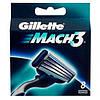 "Картридж Gillette ""Mach3"" 8 ШТ. НЕ оригинал"