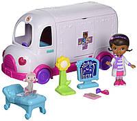 Мобильная клиника Доктора Плюшевой Doc McStuffins Doll Mobile Clinic